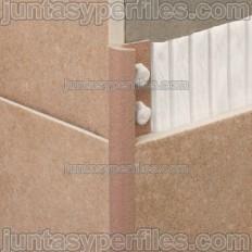 Novocanto Maxi - Perfil de borda arredondado de composite