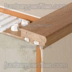 Novopeldaño Maxi - Composite stair nosing profile