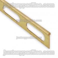 TERRAZZO - Brass separation profile