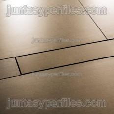 KERDI-LINE-D - Grade de aço inox para bases de chuveiro de trabalho
