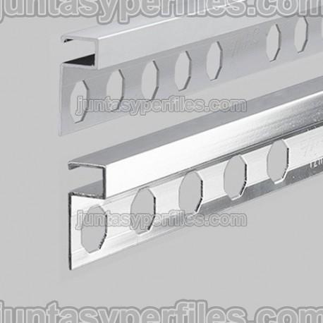 Novolistel 3 Inox - Cantonera de acero inoxidable