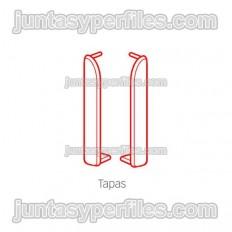 Novorodapie Inox - Stainless baseboard cover