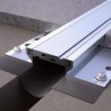 Novojunta Pro Móvil - Junta de dilatação estrutural com acabamento liso