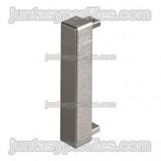 DESIGNBASE-QD - Ángulo exterior de aluminio