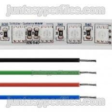 LIPROTEC-ES - Tiras de luz LED de alto rendimiento - Blanco ancho estrecho
