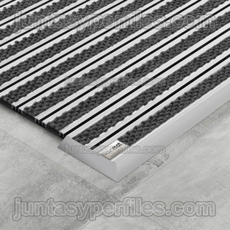 Novomat SliMM - Felpudos técnicos de 1200x900 mm sobrepuesto