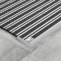 Novomat SliMM - capacho técnico de sobreposição de 1200x905 mm