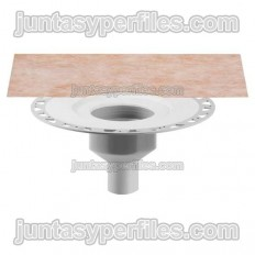 KERDI-DRAIN KDBV - Sump bowl shower tray vertical outlet for outdoor