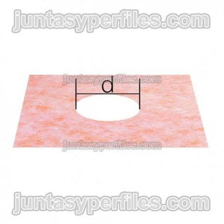 KERDI-DRAIN-DR - Manguito de lámina de polietileno para sumideros en platos de ducha