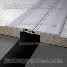 Novojunta Pro AL30 - Superimposed structural expansion joint
