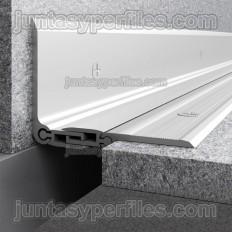 Novojunta Pro AL30 Perimetral - Joint de dilatation structurel superposé