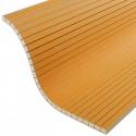KERDI-BOARD-V - Extruded polystyrene sheets for curved walls