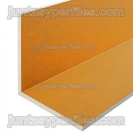 Paneles de poliestireno extruido en ángulo para esquinas