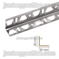 Perfil de acero inoxidable en forma de ángulo KERDI-BOARD-ZW