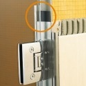 KERDI-BOARD-ZFP - Perfil plano de PVC para paneles de poliestireno