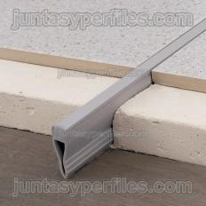 Juntas de dilatación de PVC para solera Novojunta 1