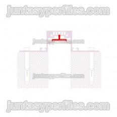 Novojunta Pro Aluminium - Placa de reforço