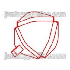 Coin intérieur pour Novoescocia S, Slimm et 4 Mini