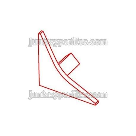 Tapón o tapa de cierre para Novoescocia S, Slimm y 4 Mini