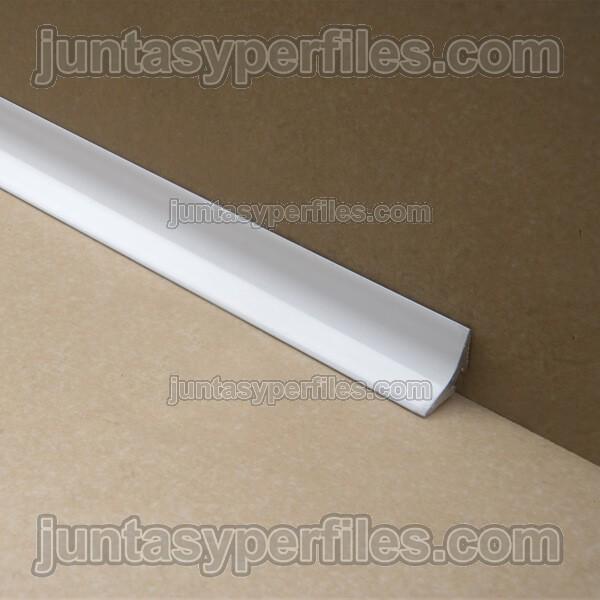 Perfil sanitario de aluminio o media ca a novoescocia mini - Tipos de perfiles de aluminio ...