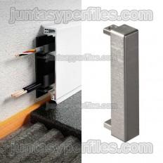 DESIGNBASE-CQ / EV - Ângulo e tampa para prensa-cabos
