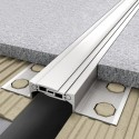 Novojunta Pro AL30 RS - Recessed structural expansion joint