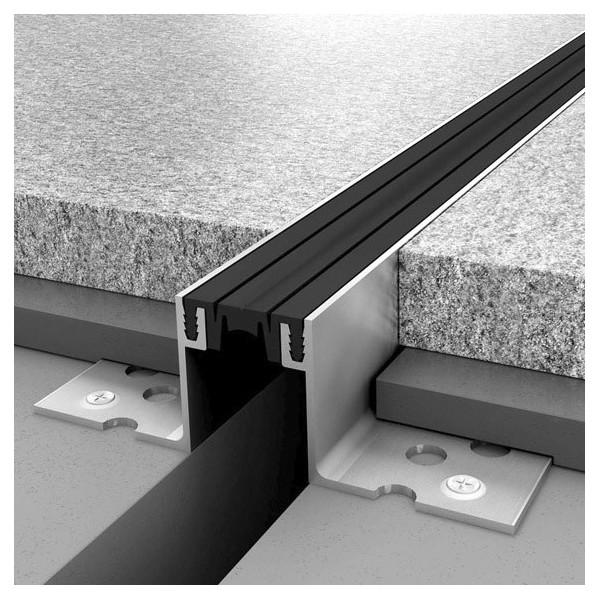 Junta de dilataci n estructural de aluminio de 20 30 y 40 mm for Junta constructiva
