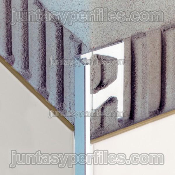 Jolly cantoneras de aluminio o lat n o perfiles de lat n - Como alicatar una cocina ...