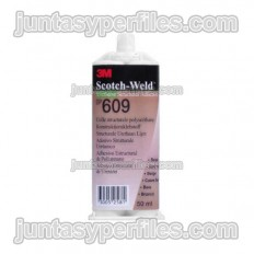 SCOTCH-WELD DP 609 - Two-component polyurethane adhesive