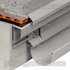 BARIN-SR - Système de gouttière en aluminium