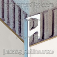 JOLLY-TS - Kantenprofil aus strukturiertem Aluminium