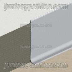 Plinthe en PVC souple en plusieurs couleurs par rouleaux
