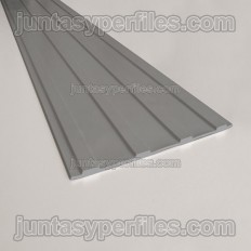 Self-adhesive polyurethane with 4 ribs tactile plate
