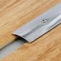 Sobreposição de aço inoxidável perfurada
