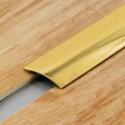 Tapajunta de latón sobrepuesto con adhesivo