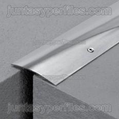 Tapajunta CJS d'acer inoxidable amb forats laterals