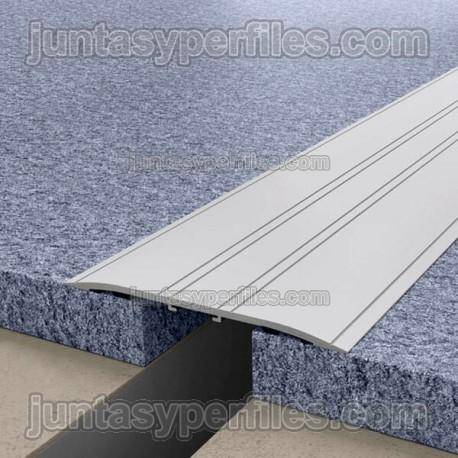 Tapajuntas CJS - Tapajunta Aluminio con adhesivo de fijación