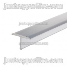 Novosepara 4 - Perfil de aluminio embellecedor de juntas