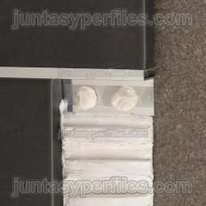 Novolistel 3 XS - Perfil de listel decorativo em alumínio