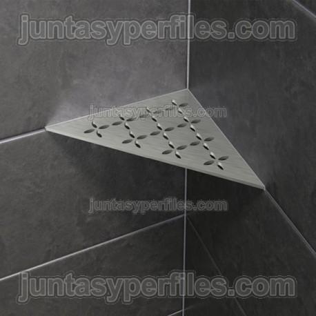 SHELF-E - Estante de esquina integrado para ducha