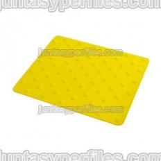 Dinalert DV10 TPU - Plaque tactile intérieure 450x412 mm