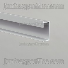 Novotri Eclipse - LED baseboard or aluminum profile for light