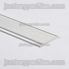 Novoband Access - Non-slip aluminum step plate profile