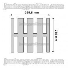 Novoband Access - Slip Profile Placement Template