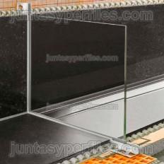 DECO-SG - Profilo porta schermo per doccia