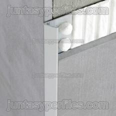 Novobisel - Cantonera decorativa biselada para azulejos