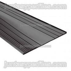 Bande PVC plate pour joint roulé interne