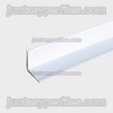 Novobañera 3 PVC blanco barras 2,5 m