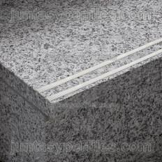 Novostrip - Perfil de podotátil antiderrapante embutido
