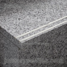 Novostrip - Perfil podotáctil antideslizante empotrado